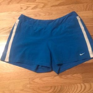 Nike Dry fit athletic shorts size M